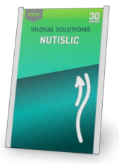 Nutislic Viloval Solutions 30 parches Alemania
