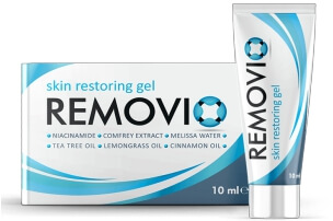 Removio Gel 10 ml Alemania
